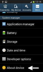 How to Check the Android Version of Your Mobile Phone - 3