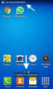 How to Take a Screenshot on an Android Device - 2