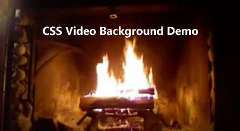 CSS Full Screen Video Background Tutorial - 2