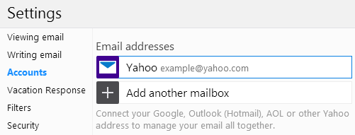 How to Get Yahoo Mail in Outlook - 2