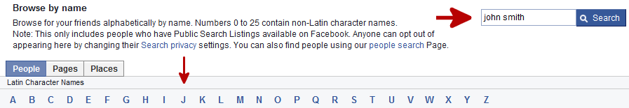 Facebook Search for People Without Logging In - TutsAndTips com