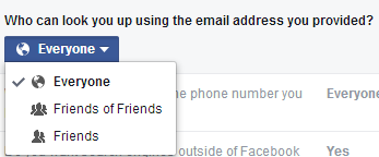 How to Search People by Email on Facebook - 3