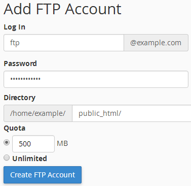 How To Limit the Maximum File Transfer Size in FTP - 2